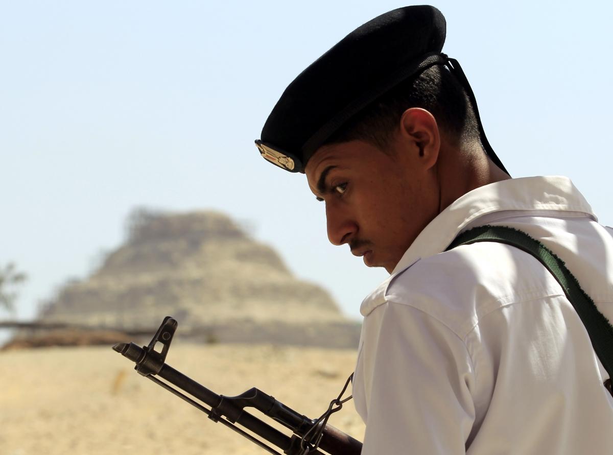 Egypt attack
