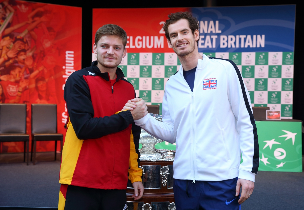Andy Murray vs David Goffin