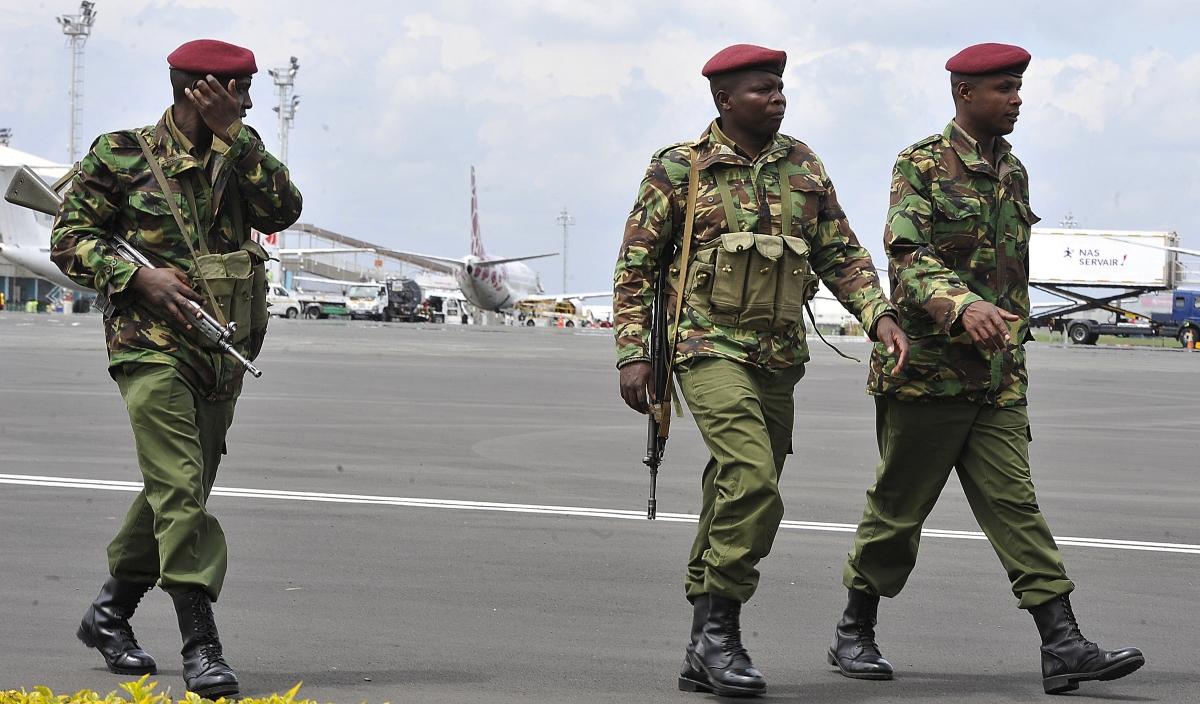Kenya arrests Iranian spies