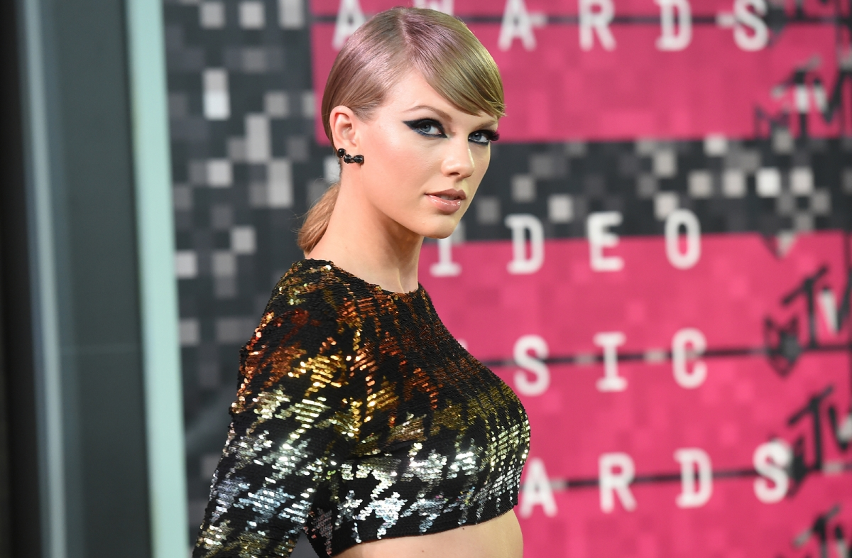 Taylor Swift 2015 MTV Video Music Awards