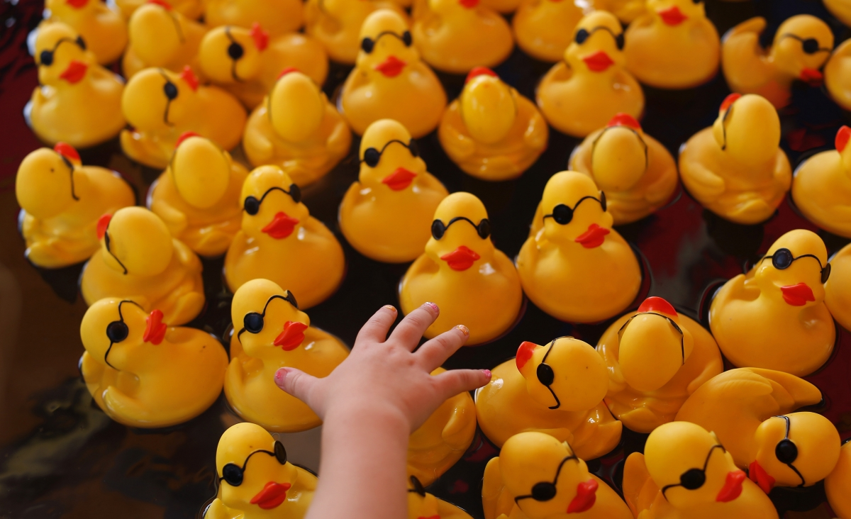 4chan rubber ducks Isis