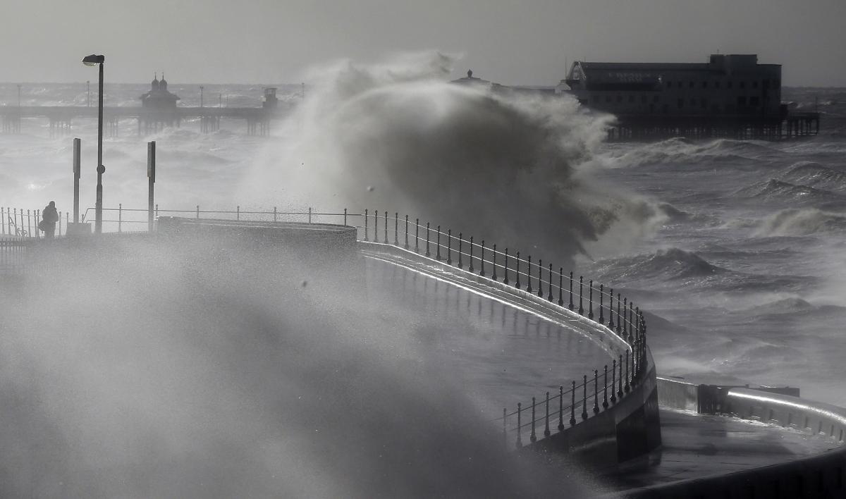 Storm Clodagh