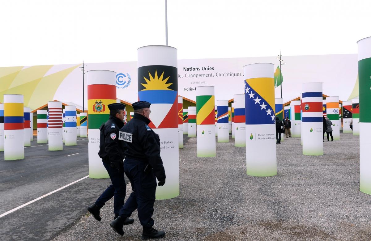 COP21 UN Conference Paris
