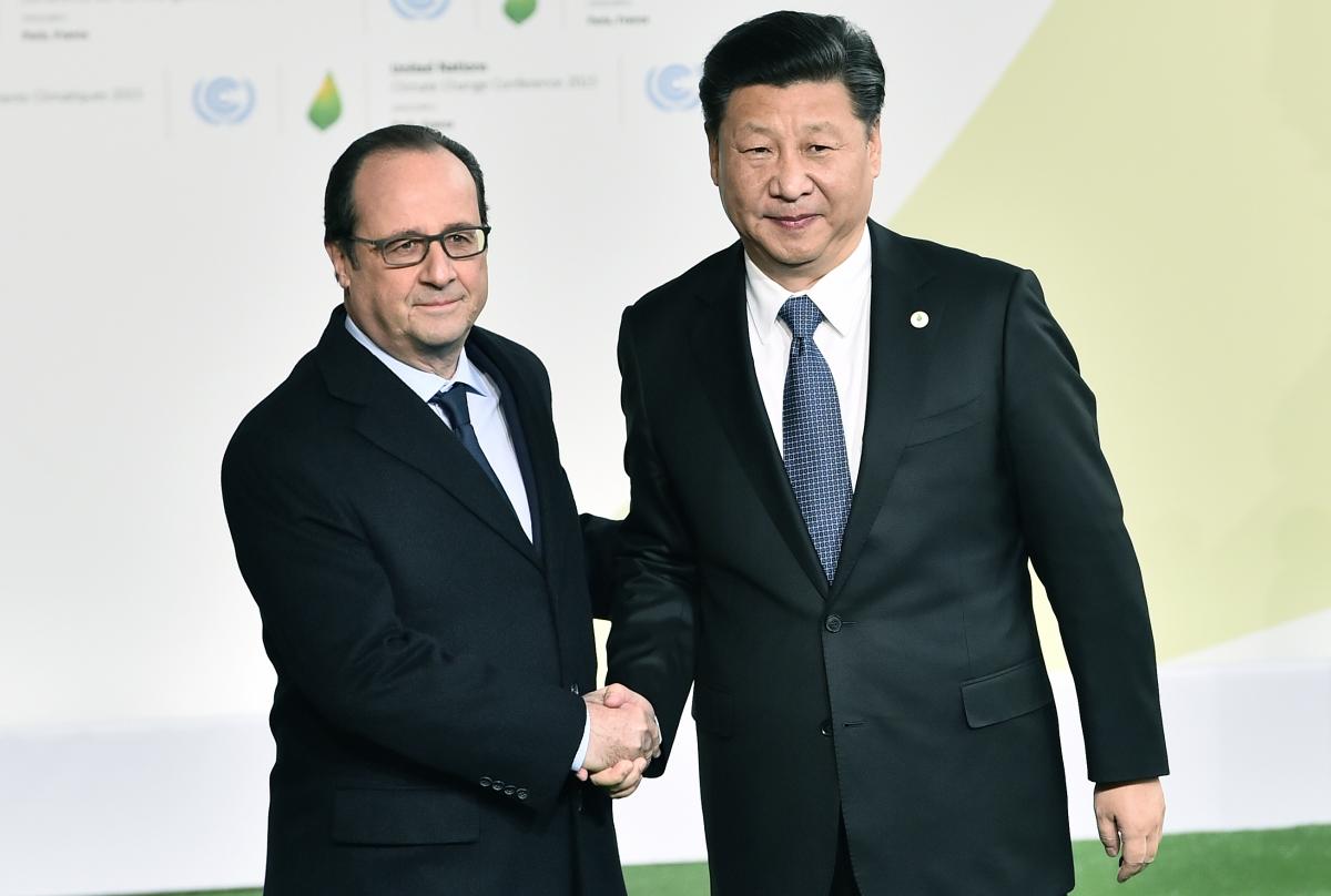 COP21 Xi Jinping