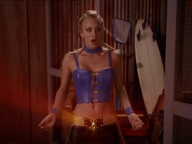 Kaley Cuoco in Charmed