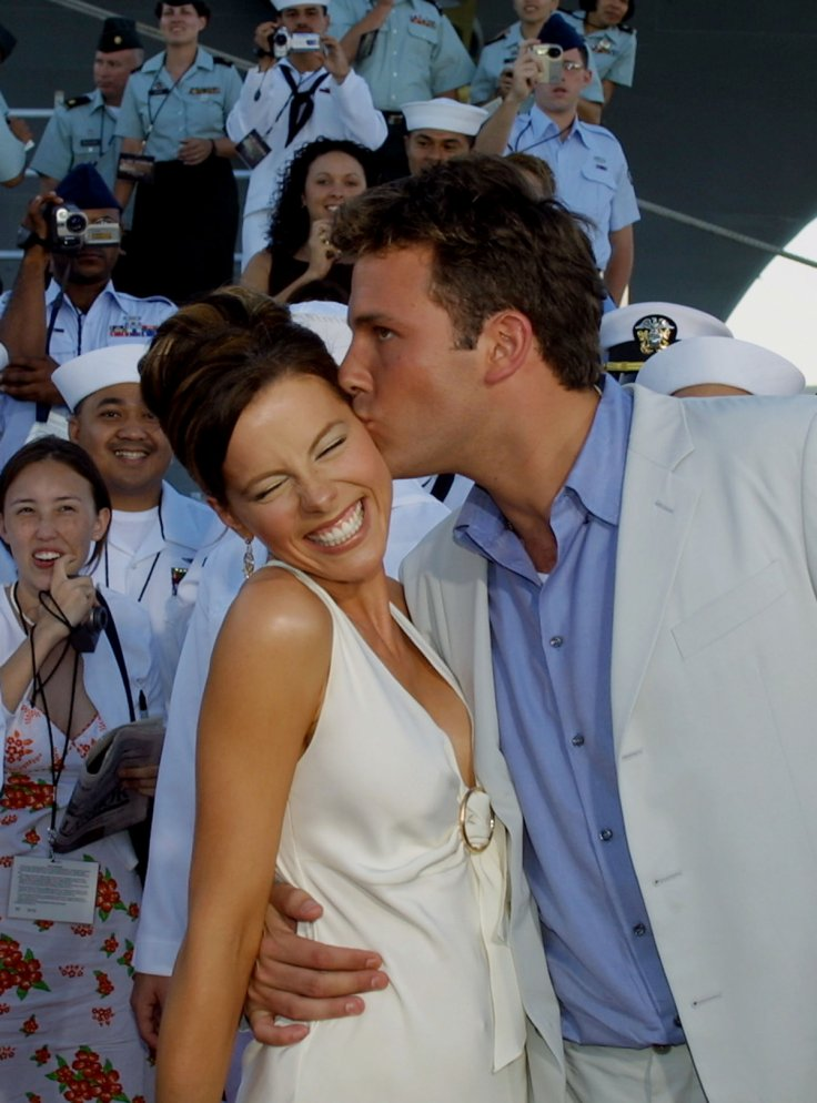 Ben Affleck and Kate Beckinsale