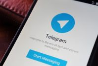 Telegram encrypted messaging app