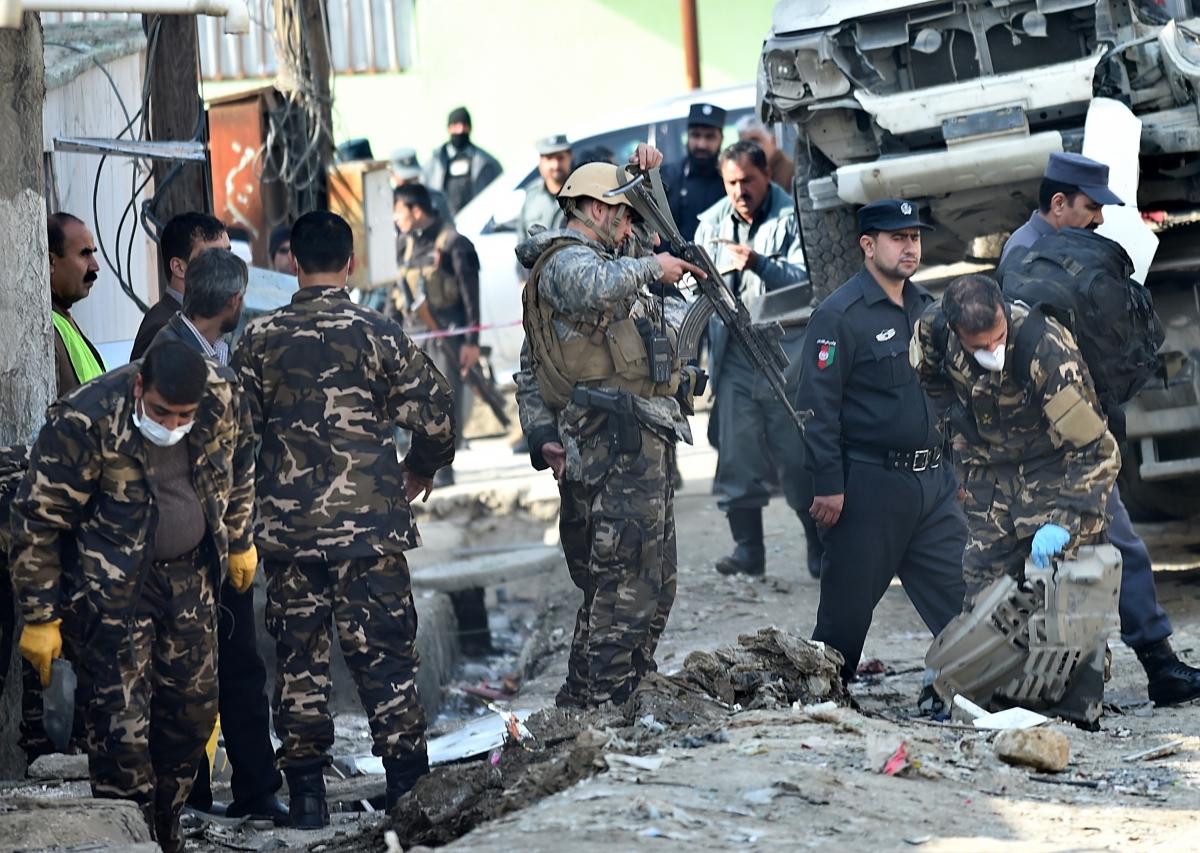 Kabul attack