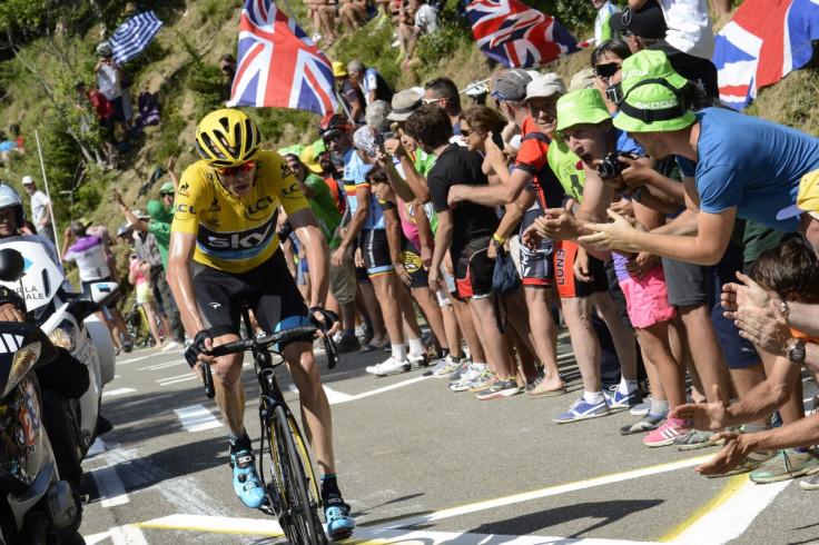 Tour de France motorised doping