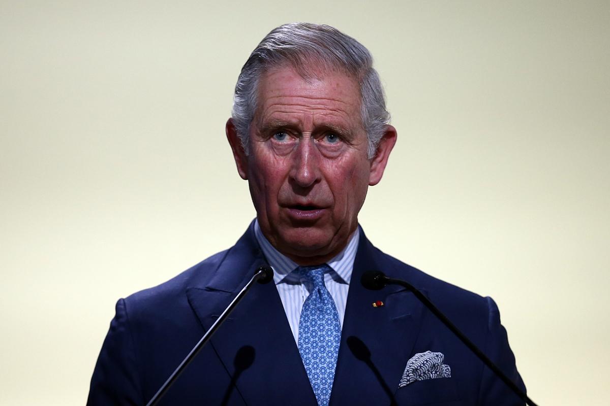 Prince Charles COP21