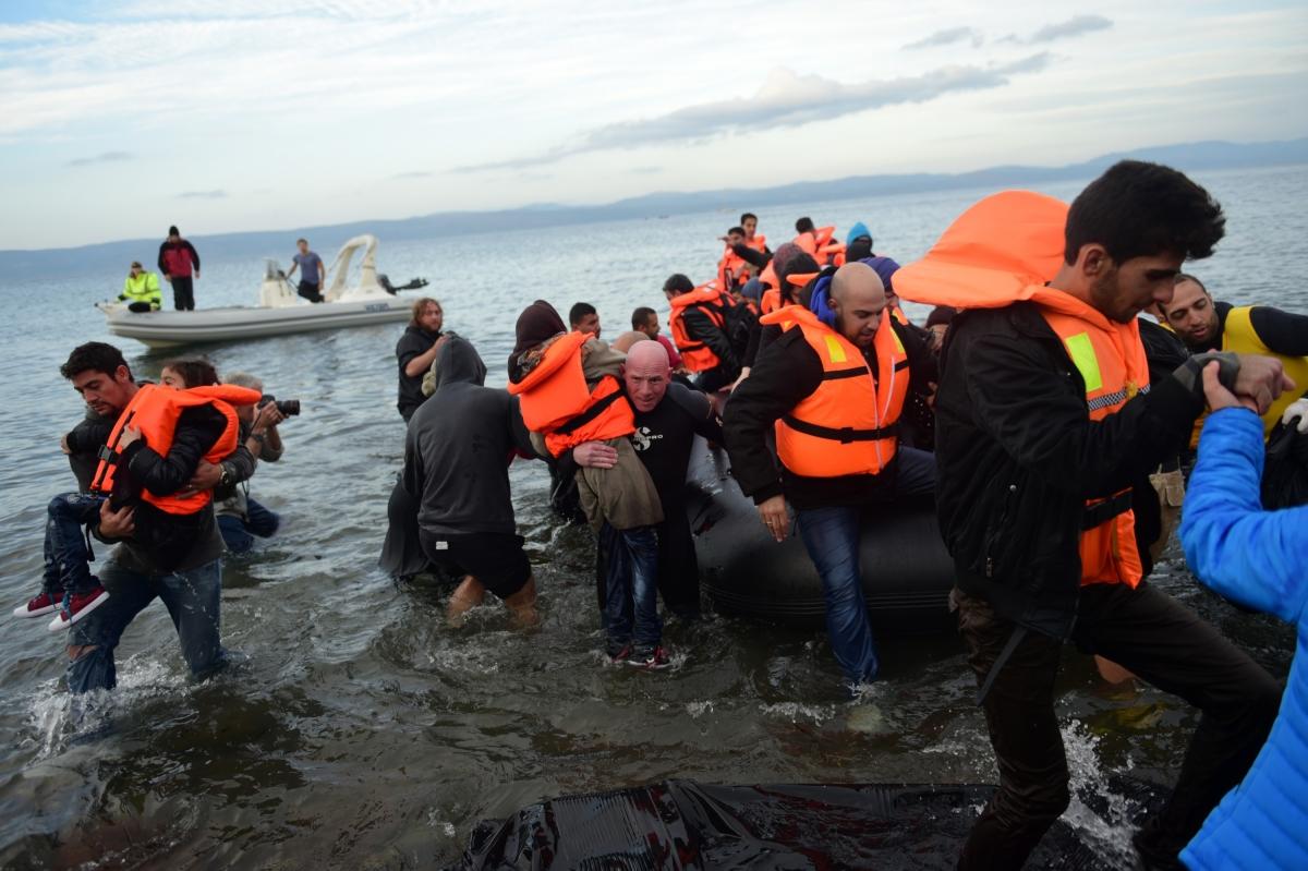 Turkey migrant crisis