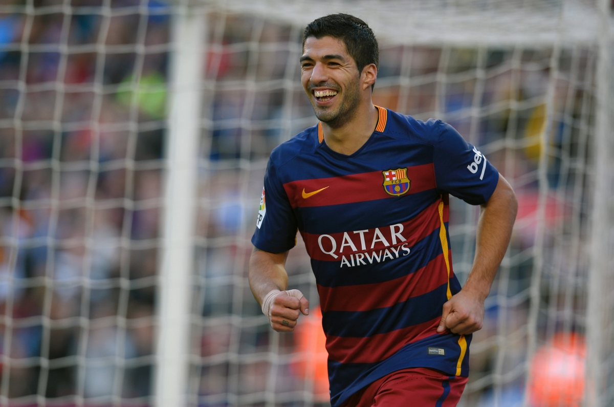 Luis Suarez says he 'suffered a lot' to get his dream move ...