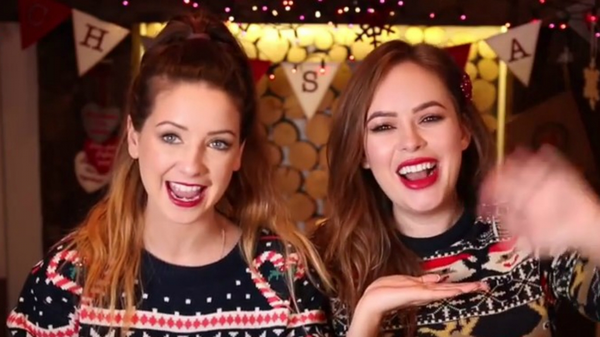 Vlogmas 2015: Zoella, Sprinkle Of Glitter and best YouTube vloggers ...