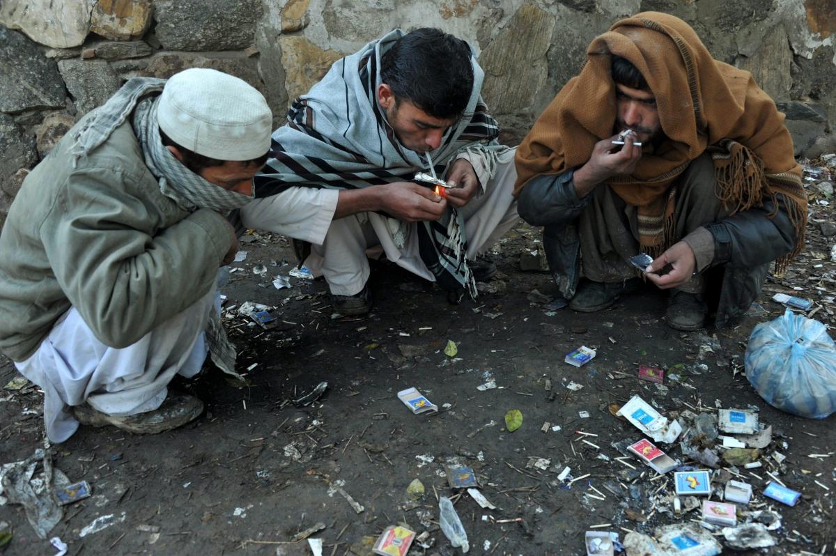 Isis heroin millions