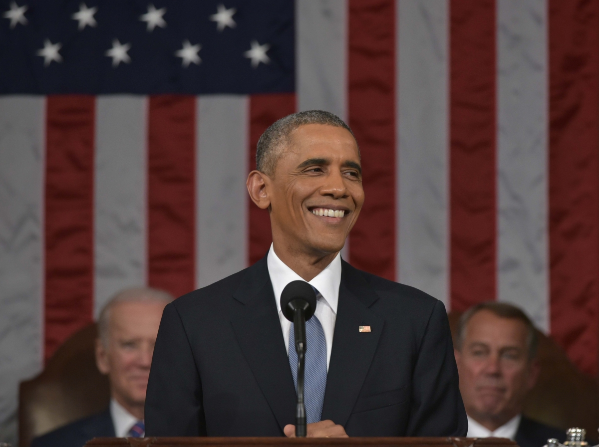 Obama SOTU address 2015