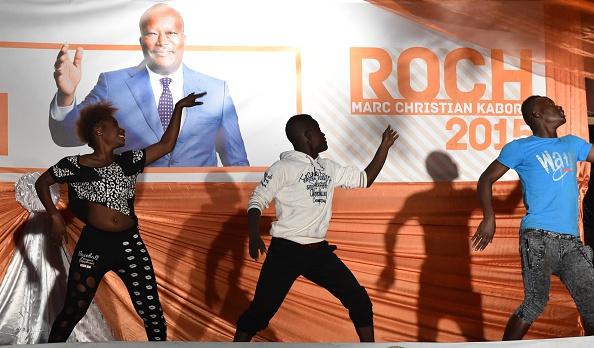 Roch Marc Christian Kabore