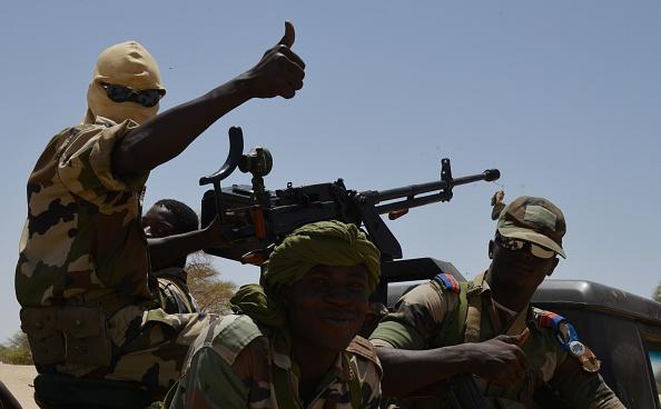 Boko Haram Niger