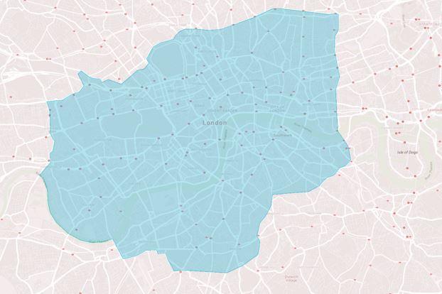 uberPool in London