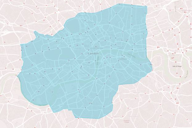 uberPool in London