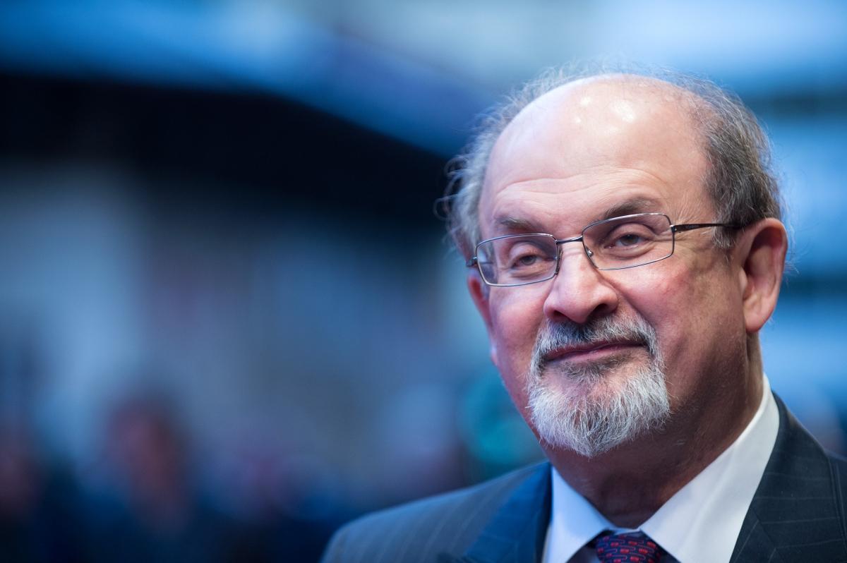 Iranian state media issue new fatwa on Satanic Verses author Salman Rushdie