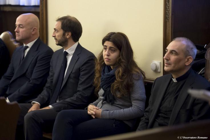 Francesca Chaouqui Balda Vatican Trial
