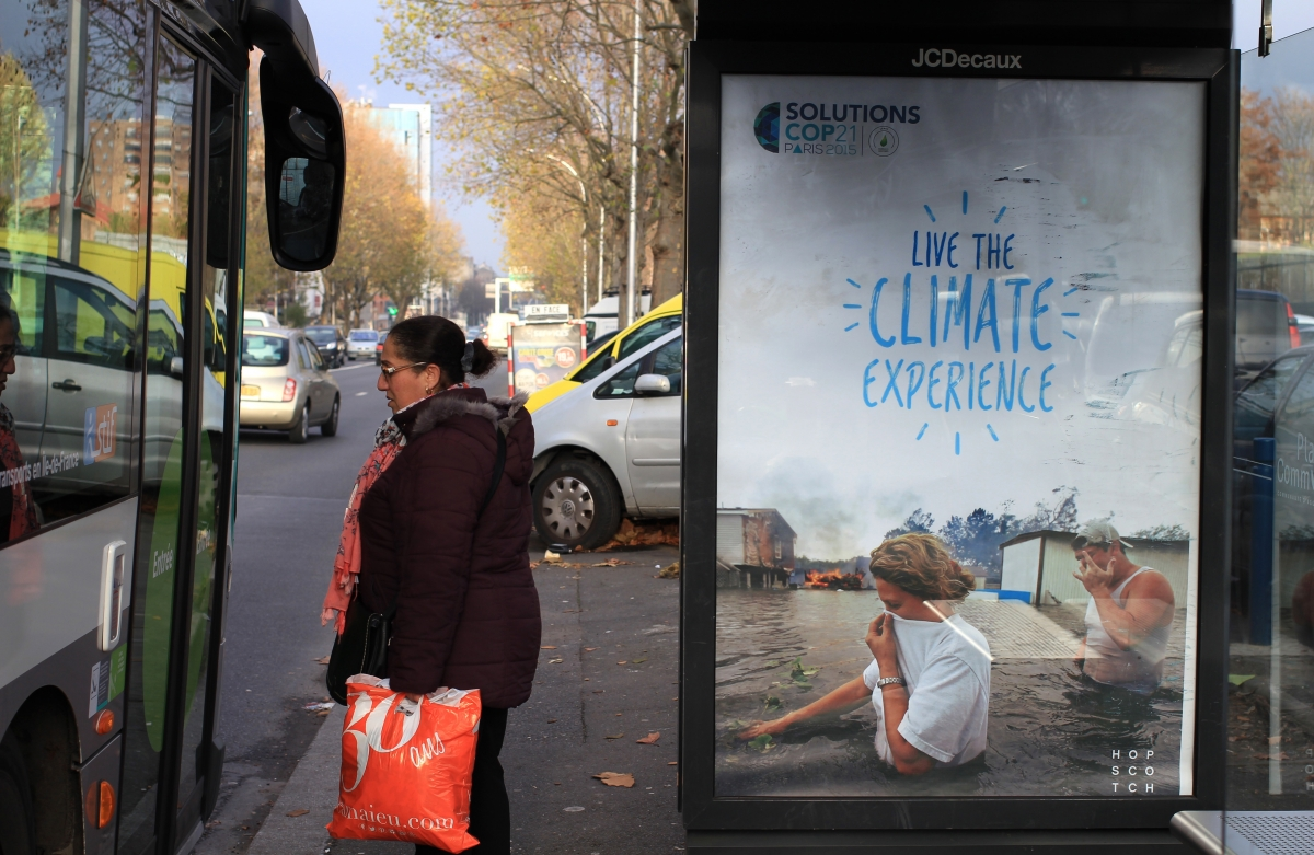 Brandalism COP21