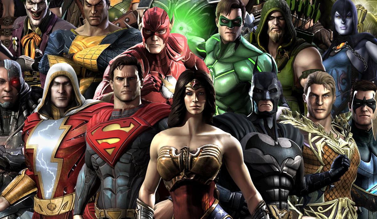DC Superheroes Games