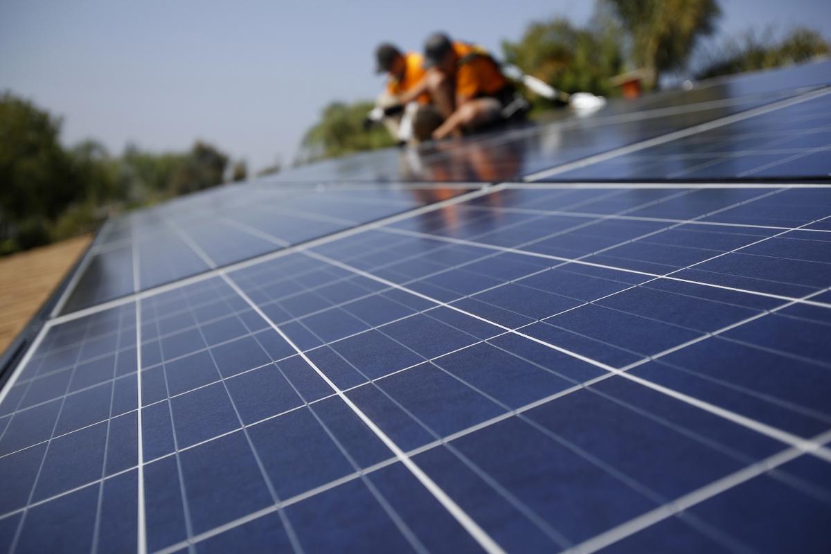 Dubai Clean Energy Strategy 2050