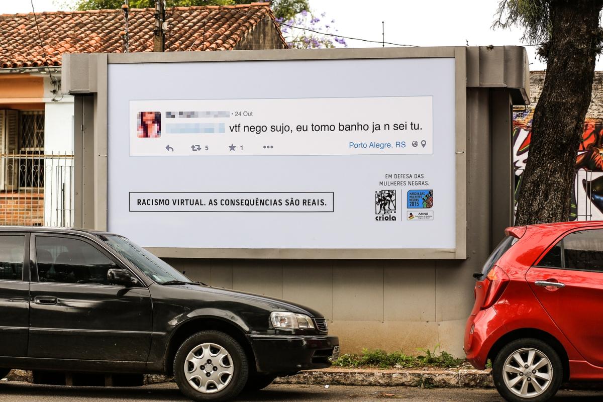 Internet trolls Brazil Criola