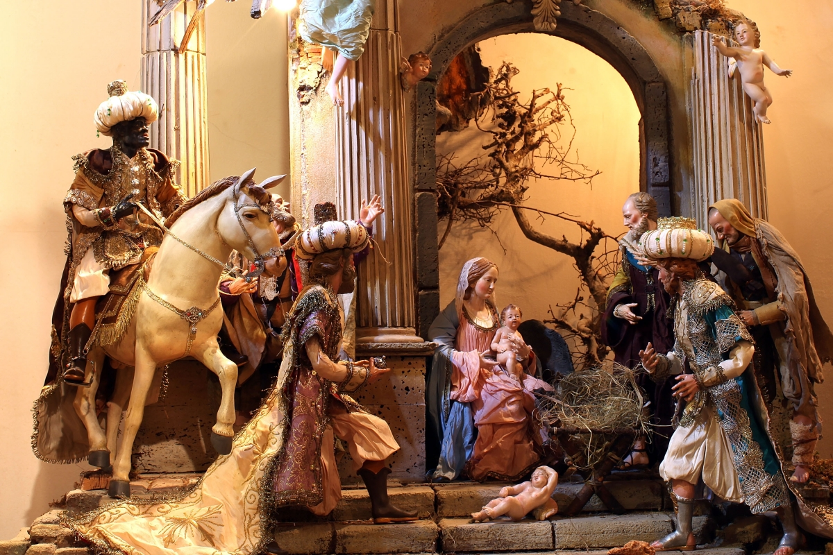 Rozzano nativity