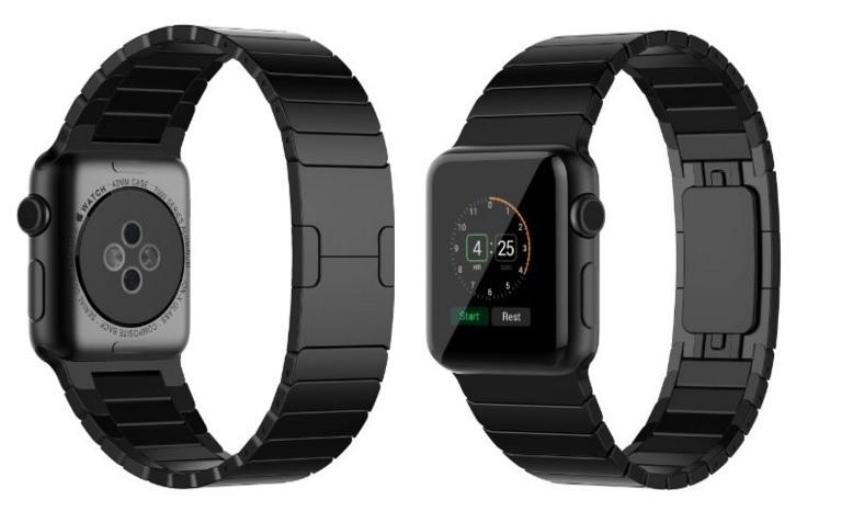 Apple Watch metal strap