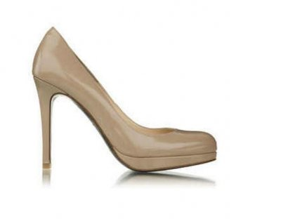 Kate Middletons favorite pair L.K. Bennet Sledge Court Heels