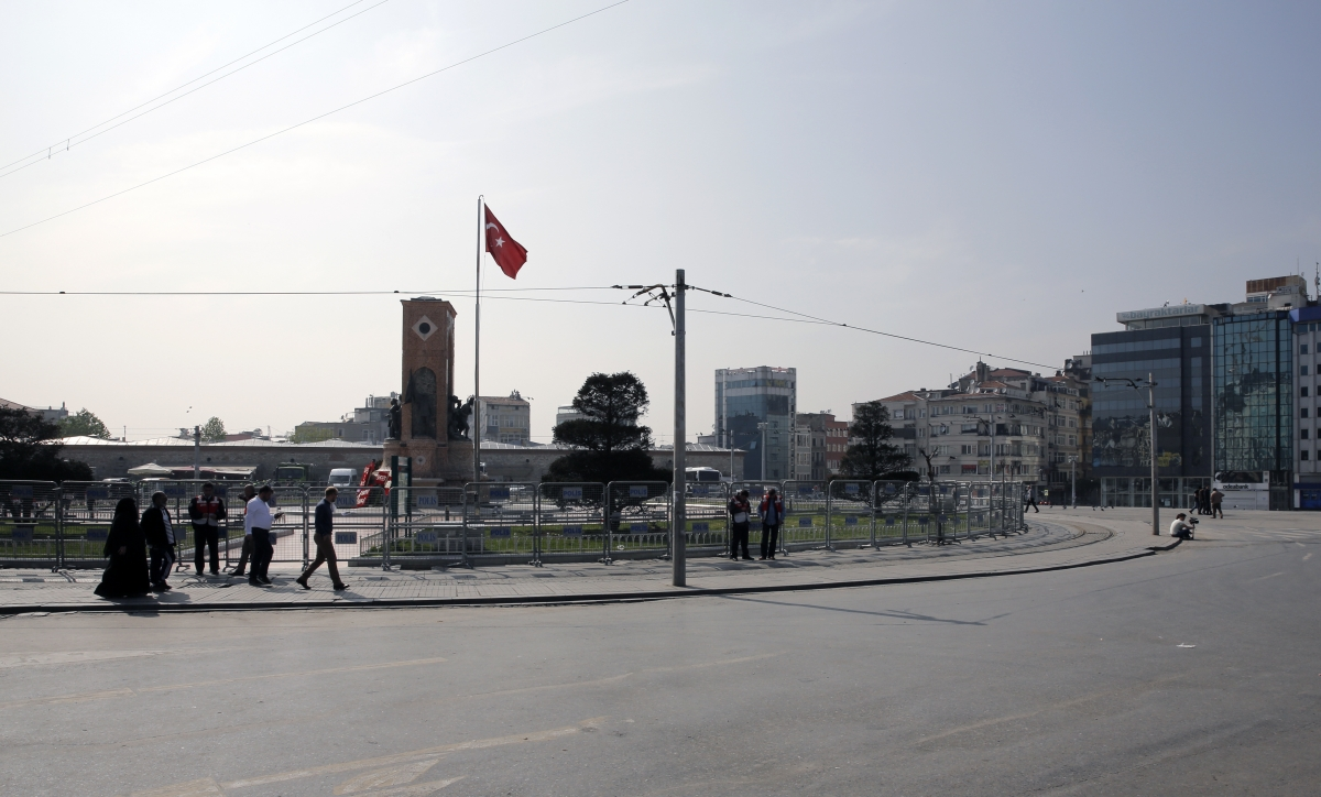 Istanbul metro explosion