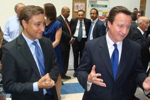 Mark Clarke David Cameron