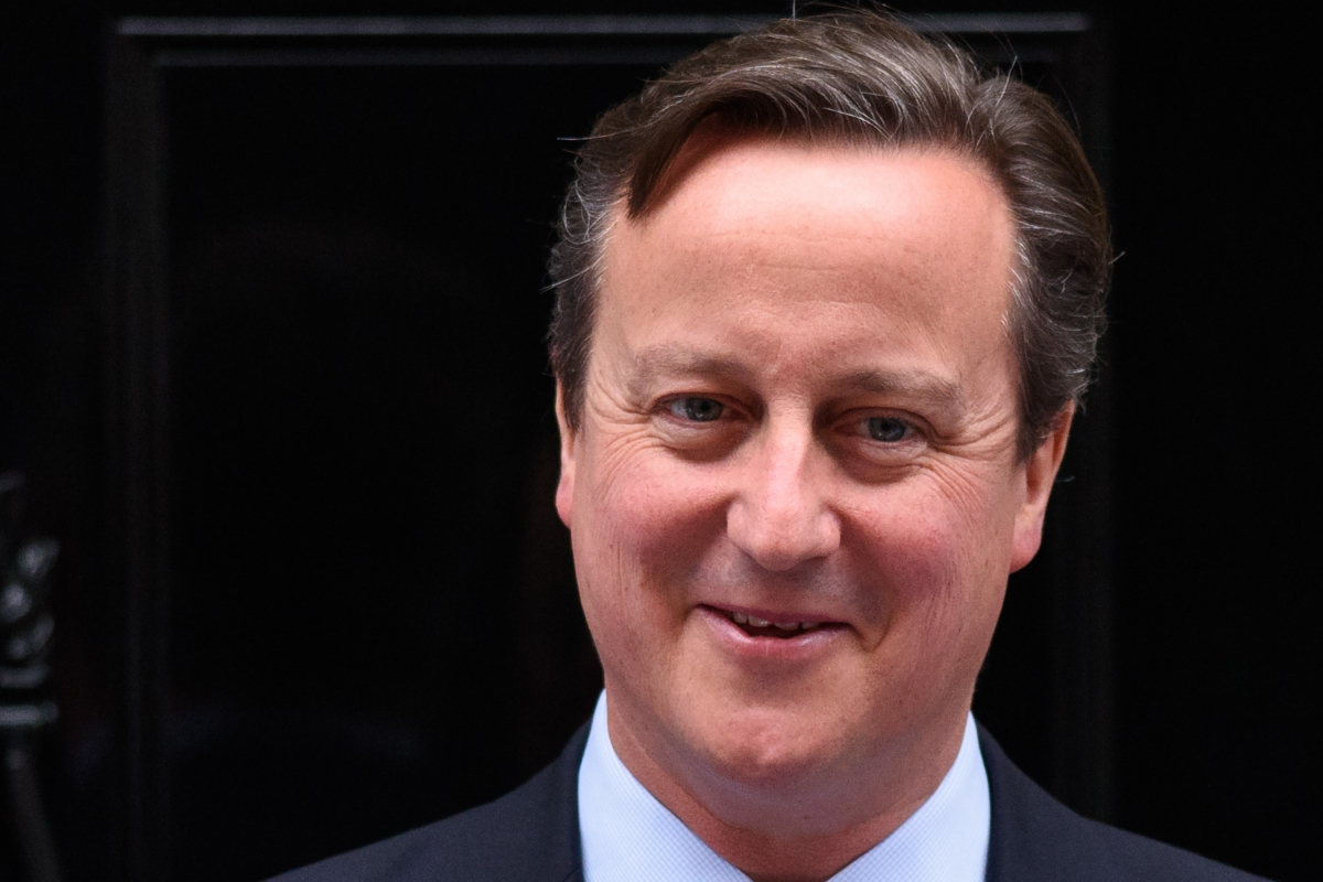 David Cameron Number 10 Downing Street