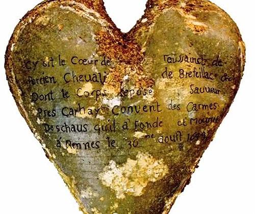 Toussaint Perrien, Knight of Brefeillac