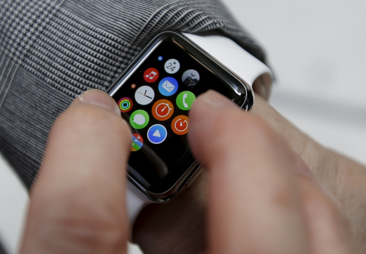 Apple Watch 2: Release date for smartwatch may be ...