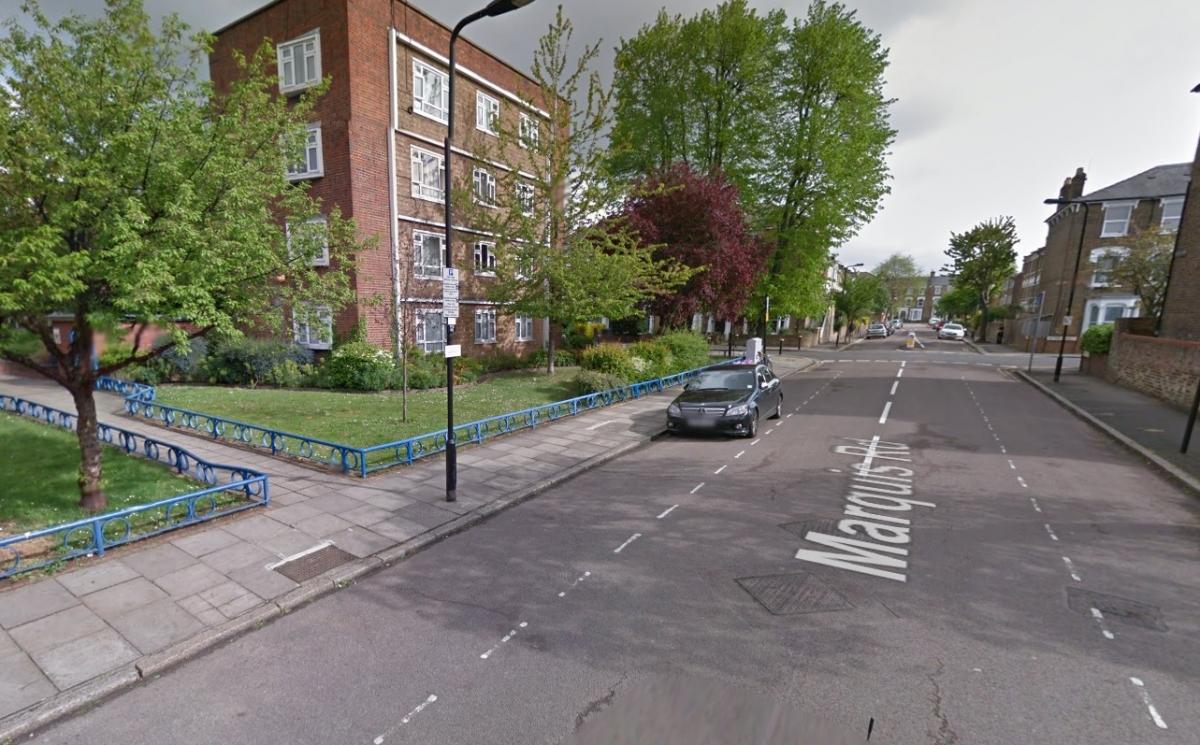 Finsbury Park murder