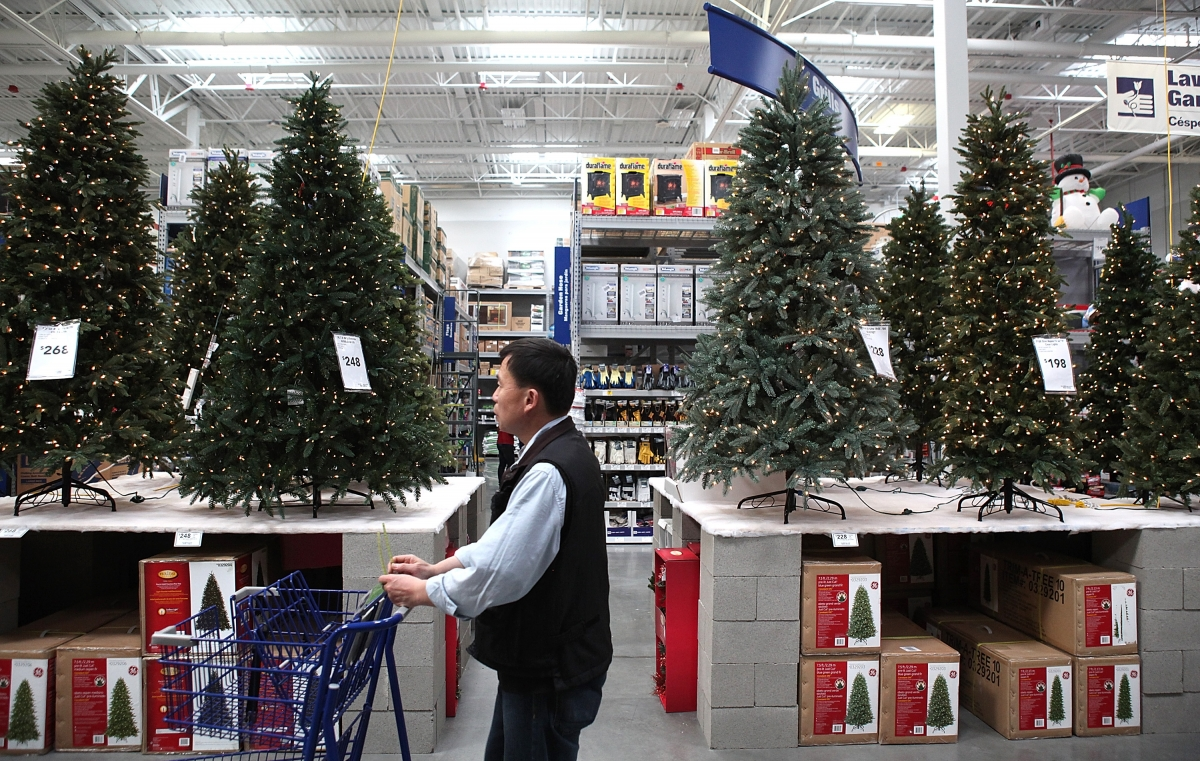 Christmas tree buying guide