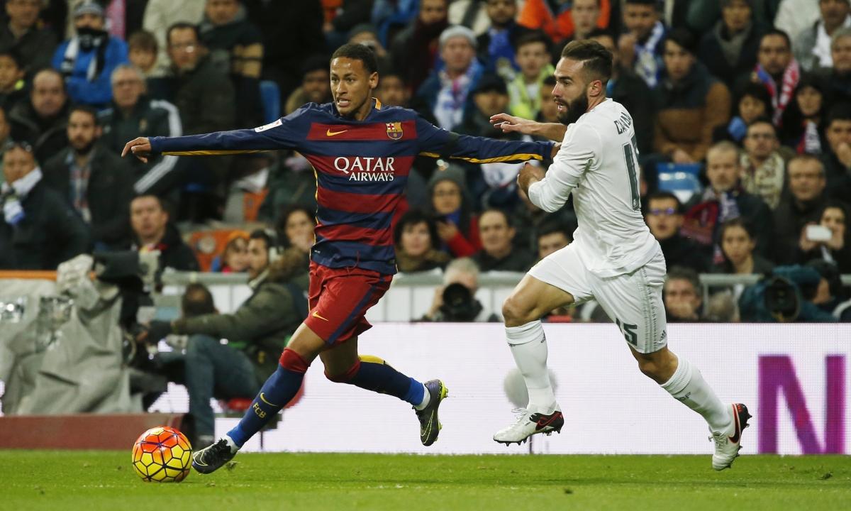 Neymar & Dani Carvajal