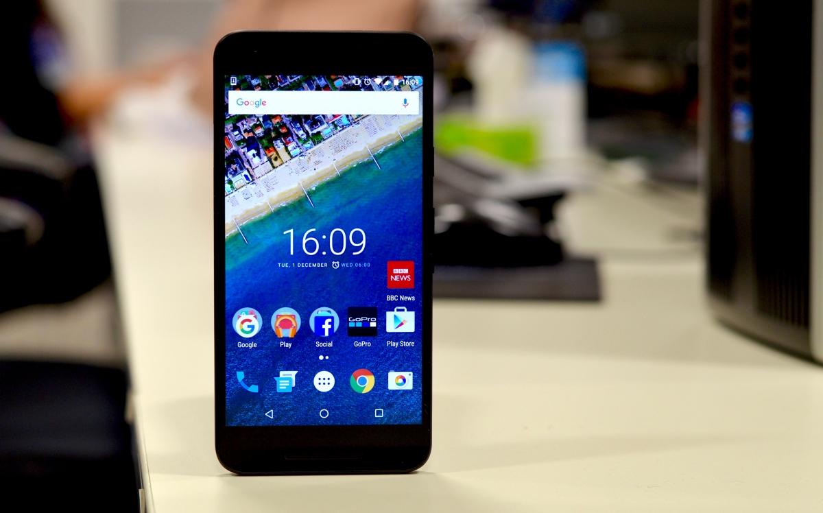 Google Nexus 5X by LG