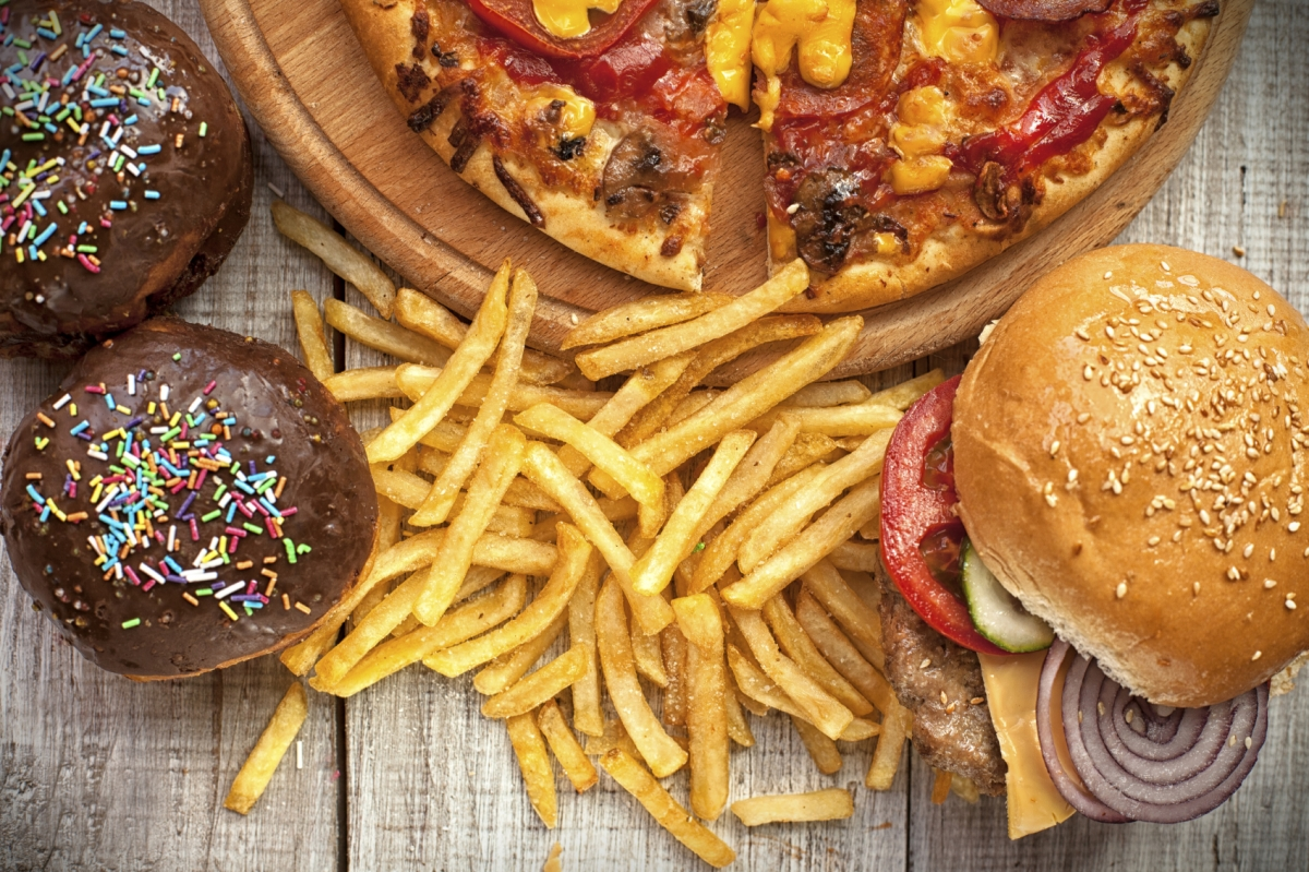 The impact of unhealthy diets