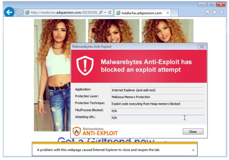 Вирус трояна на порно сайте
