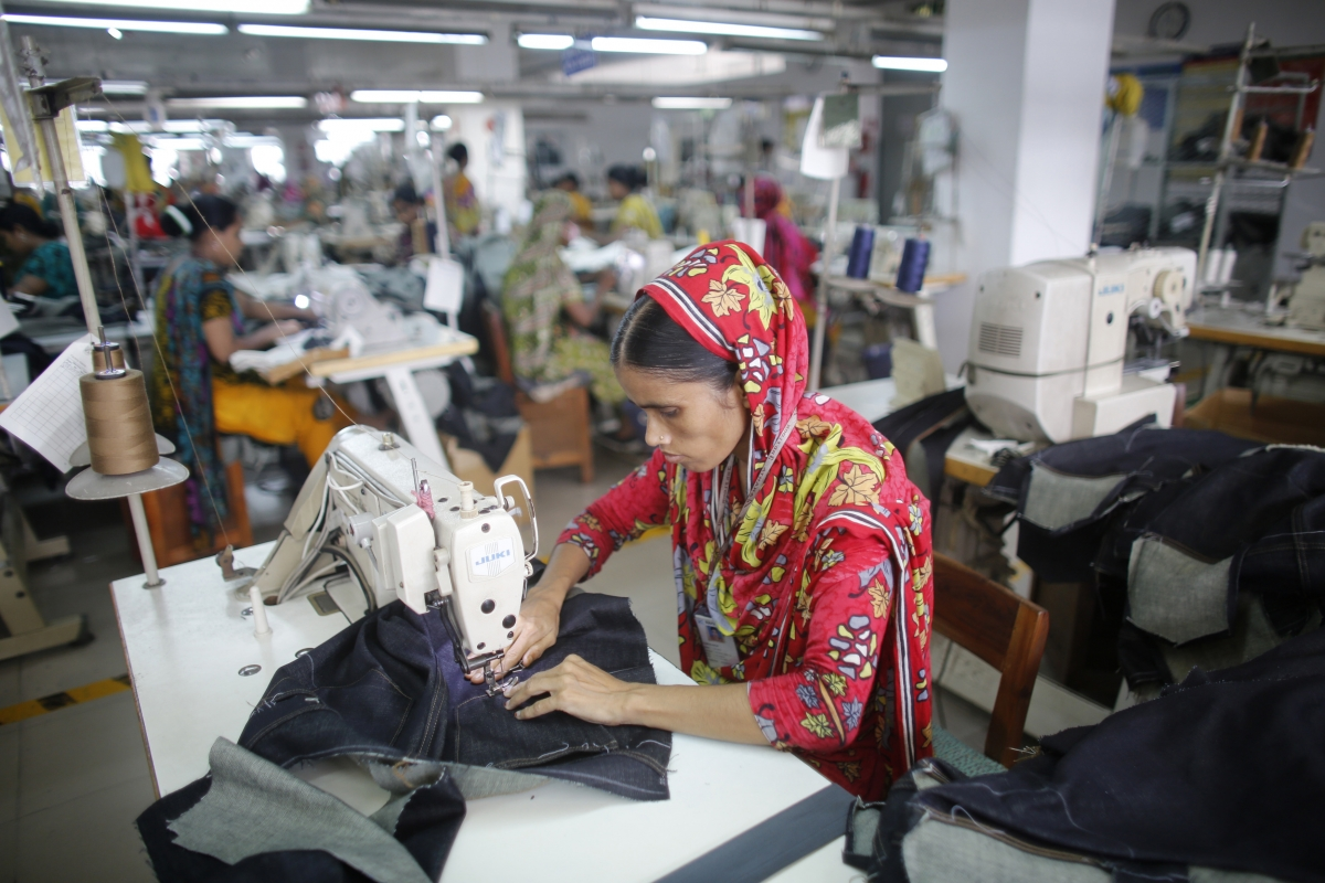 Bangladesh's clothing industry