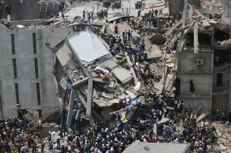 Bangladesh's clothing industry
