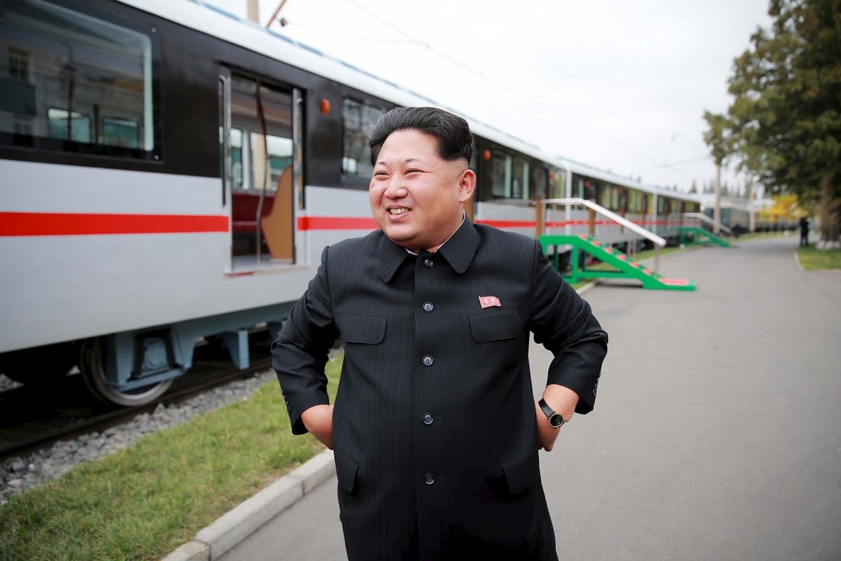 Kim Jong-un Mercedes-Benz