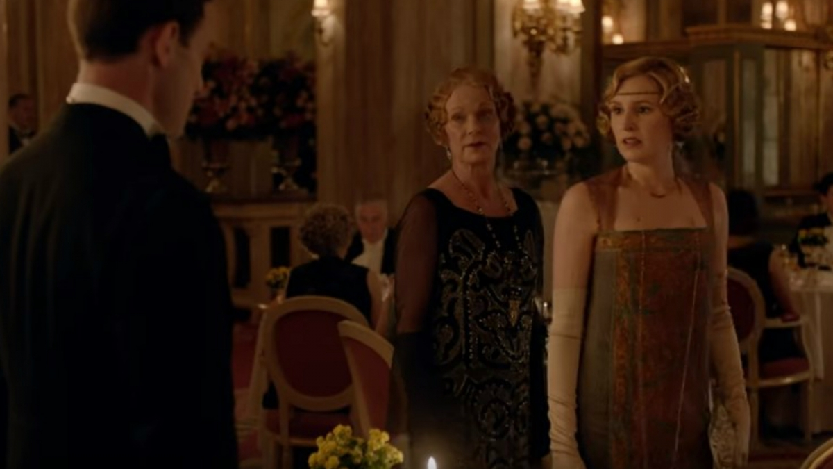 downton abbey christmas episode trailer teases heartbreak and happiness for lady mary anna and bates - Downton Abbey Christmas Special