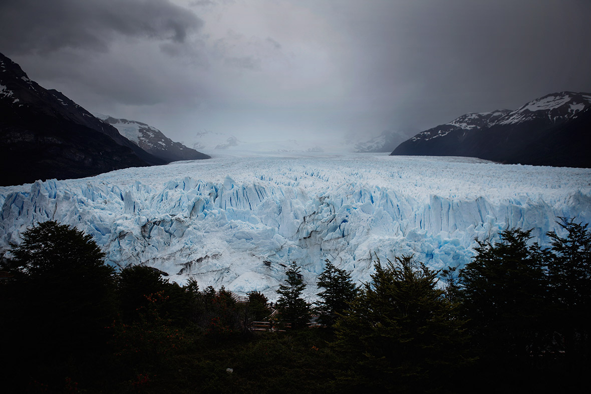 Patagonia South America >> Patagonia's glaciers are melting at an alarming rate due to global warming