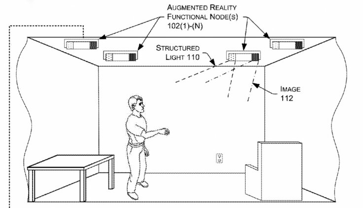 Amazon Wants To Use Holograms To Turn Your Living Room