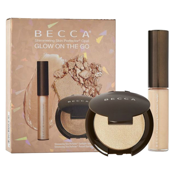 Becca Opal glow